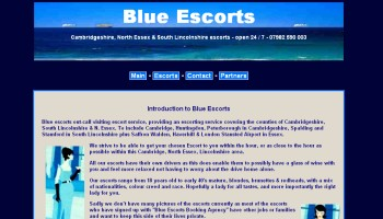 Blae escorts Eastern counties escort agency site thumbnail